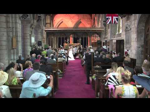 Gary And Tracy Richardson's Wedding Flash Mob 15 06 2013 video