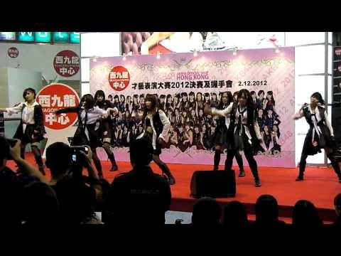 Diαmond - UZA - AKB48才藝表演大賽2012決賽 (02-12-2012)