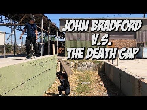 JOHN BRADFORD V.S. THE DEATH GAP ROUND 2 AND THE CASH CREW !!! - NKA VIDS -