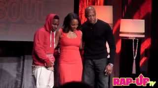 Dr. Dre Video - Dr. Dre Presents Kendrick Lamar with ASCAP Vanguard Award
