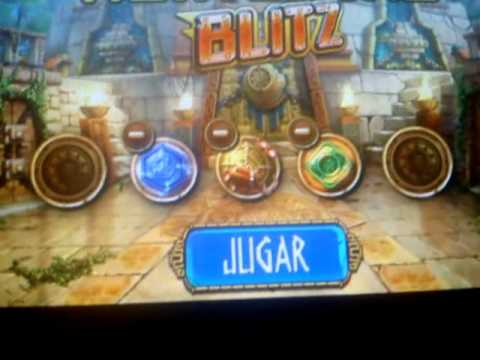 Treasure of Montezuma blitz ps vita(Tutorial y actualizacion)