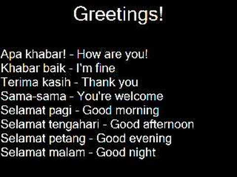 Images of malaysian language greetings spacehero malaysian language greetings main m4hsunfo