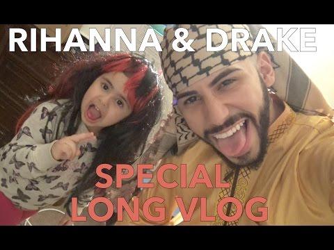 THE ARAB RIHANNA AND DRAKE!!!