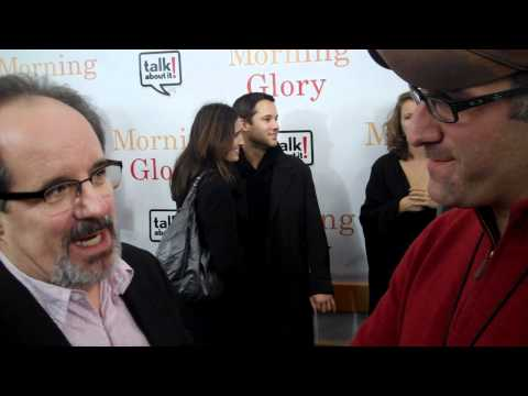 John Pankow at Morning Glory Premiere in NYC