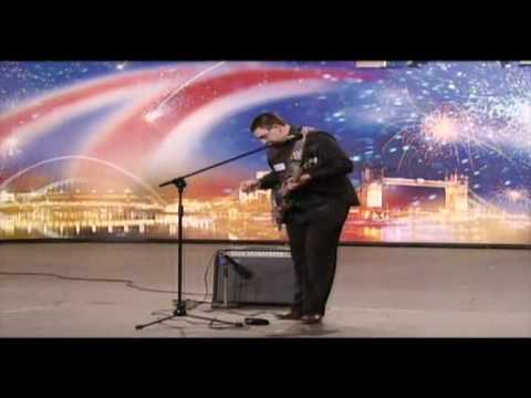 Martin Matcham - Guitarist Singer - Britains Got Talent 2009 Ep 7