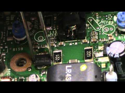 Icom IC-703 Final replacement part 3