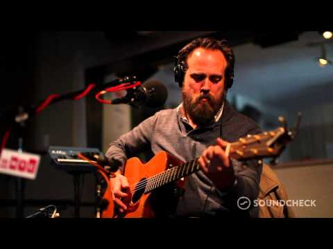 "Iron & Wine: ""Low Light Buddy Of Mine,"" Live On Soundcheck"