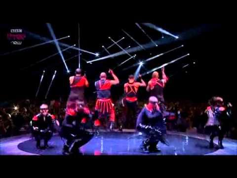 JLS - Eyes Wide Shut (JLS Sing for Sport Relief)