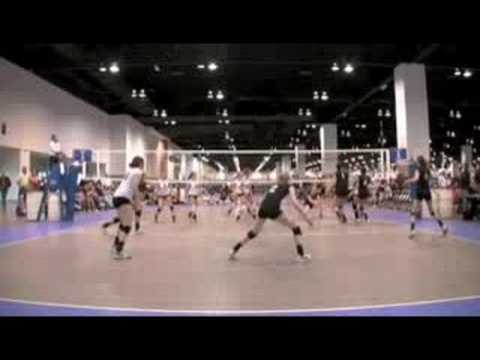 Rachel Williams 2008 Club Volleyball Highlights Video