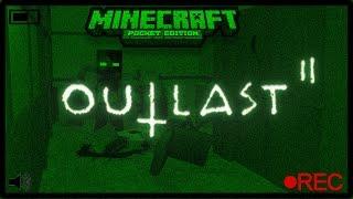 Minecraft pe Outlast 2 Map | MCPE ( minecraft pocket edition ) outlast 2