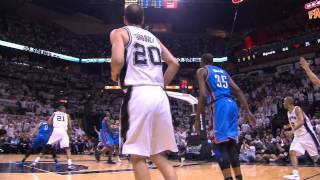 NBA Mini Movie:  2012 Western Conference Finals