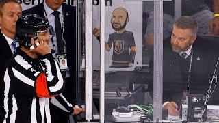 Clock confusion delays Stanley Cup presentation for Capitals