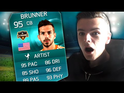 FIFA 15 - 95 RATED PRO PLAYER!! RossiHD Vs Eric Brunner!