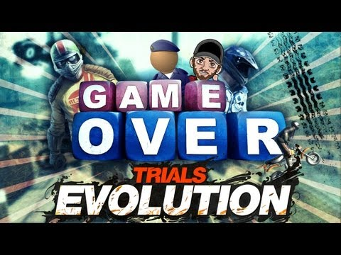 Game-Over: Trials Evolution [6] - Der 1. Controller lernt fliegen - seid LEIF dabei