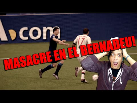 Masacre en el Bernabeu! #9