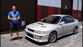 Is the 1993 Subaru GC8 Impreza WRX a JDM legend you should BUY?
