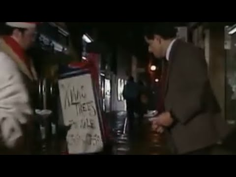 Mr Bean - Christmas Tree