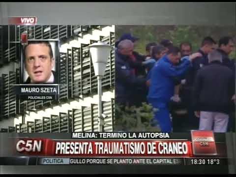 C5N - PRIMERO EN C5N: FINALIZO LA AUTOPSIA DE MELINA ROMERO