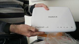 Goodbye Sky Hello Humax Freesat