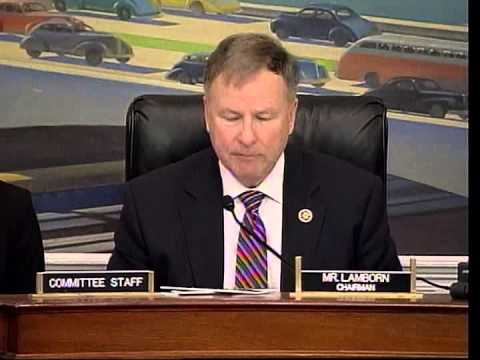 Chairman Lamborn's Opening Statement on Offshore Energy