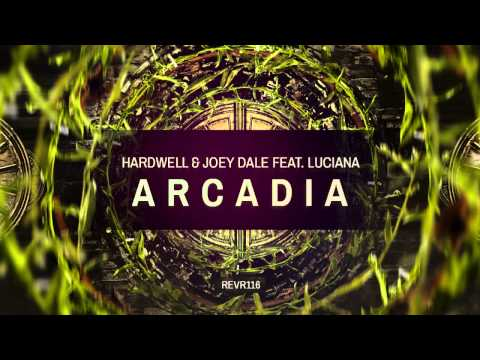 Hardwell & Joey Dale Feat. Luciana - Arcadia [out Now!] video