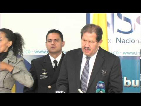 El Vicepresidente durante el conversatorio con personas sordas. Bogotá D.C., 18 de marzo 2014