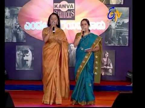 Hacchevu Kannadada Deepa- K.s.sureka And Supriya Raghunandan In Etv's Endu Mareyada Haadu video
