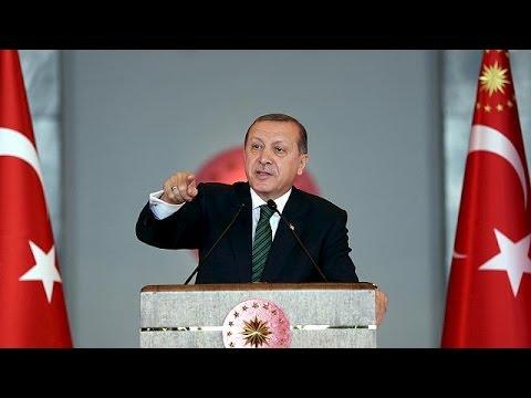 """Erdoğan: """"Anayasa Mahkemesi anayasayı hiçe saydı"""""""