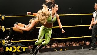Bayley vs. Carmella – NXT Women's Championship Match: WWE NXT, Feb. 10, 2016