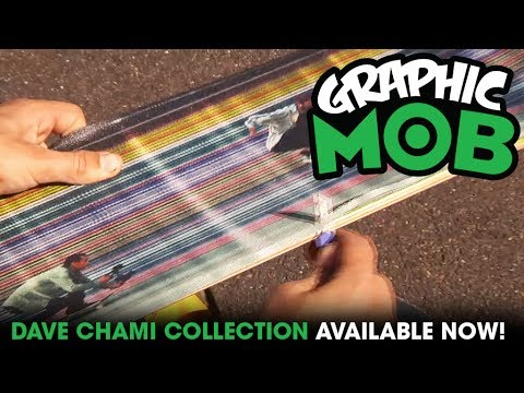 Talkin' MOB with Dave Chami: NEW Graphic MOB Series