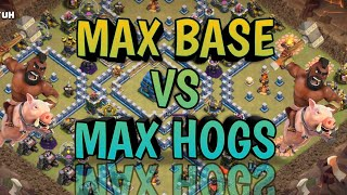 HOG RIDERS VS MAX TOWN HALL 12! HOGS TH12 3 STAR ATTACK STRATEGY 2019!! CLASH OF CLANS