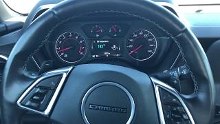 Why the 2017 Camaro V6 is a great car to rent - Loved it