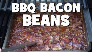 BBQ Bacon Baked Beans