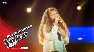 นัทตี้ - One Night Only  - Blind Auditions - The Voice Kids Thailand - 21 May 2017