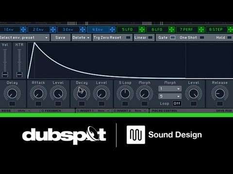 Sound Design Tutorial: Using Massive to Create Sub-Heavy Kick Drums - Native Instruments