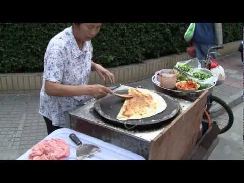 Street Food:  China Fast Food