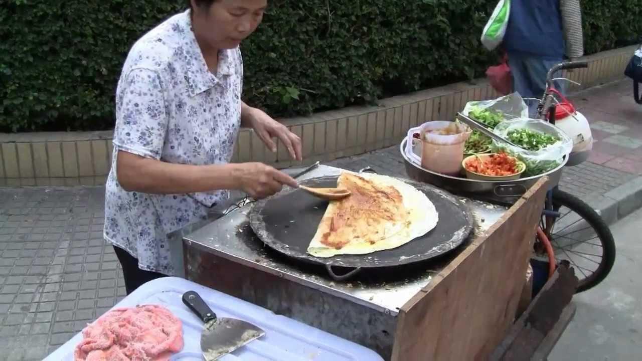 Street Food Snacks Street Food China Fast Food