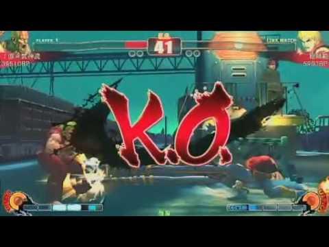 SF4:Ihara (Dh),Inbe (Go),Kuronuko (Ch) vs Desora (Sa),KSK (Ke),Saw (Ch)