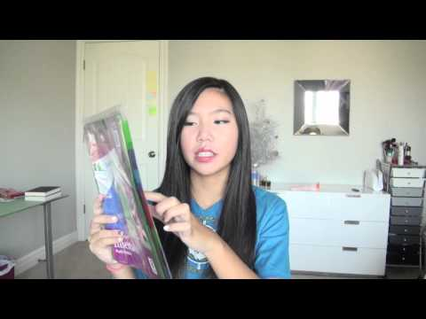 Back to School: School Supplies Haul! 2012