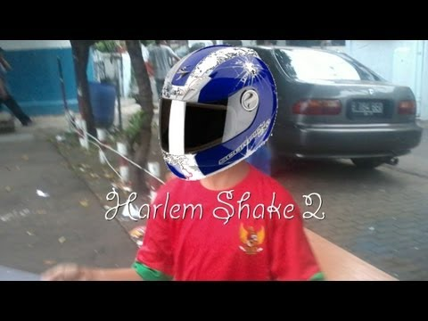 Harlem Shake Waja 2 video