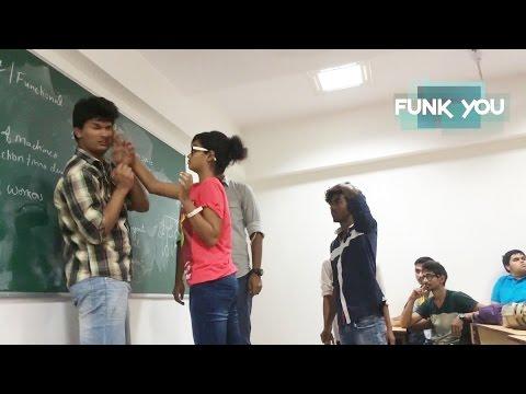 Violence In Classroom Social Experiment video