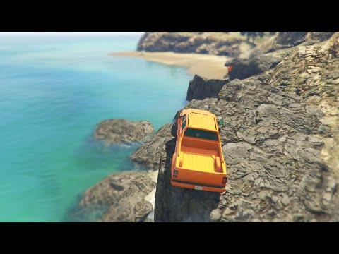 BEST MONSTER TRUCK RACE EVER (GTA 5 Funny Moments)