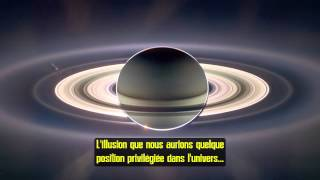 Le point bleu pâle - Carl Sagan
