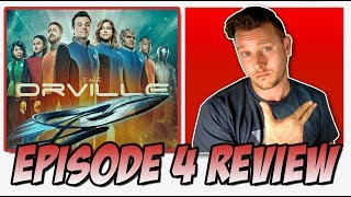 """The Orville Episode 4 Review """"If the Stars Should Appear"""" 01x04"""