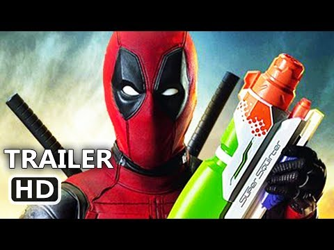 "DEADPOOL 2 'Wade Trolls Marvel and DC"" Trailer (NEW 2018) Ryan Reynolds Movie HD"