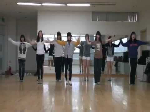 Snsd - Hoot Cover Dance Practice video