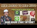 Kyai Ndeso Vs Kyai Kuto  !! NuzuLul Qur,an Bareng KH Anwar Zahid Terbaru 2018