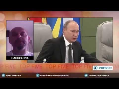 Putin Warns Israel Against Supplying Lethal Weapons to Ukraine