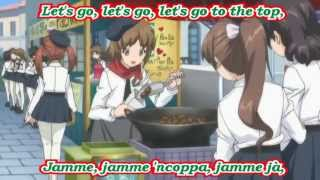 download lagu Girls Und Panzer - A - Anzio - Funiculì gratis