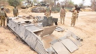 Nigerian army claims victory over Boko Haram in Borno attack